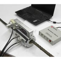 Latest NDT Wire Rope Tester Combines International Advanced MRT Magnetic Sensor MRT10-S Manufactures