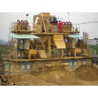 High flow rate reliable desanding plant system for piling and tunelling project for sale Manufactures