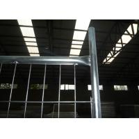 Safety Removable Swimming Pool Fencing , Temporary Chain Link Fence Panels Manufactures