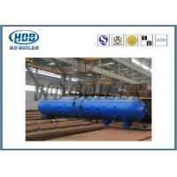 Water Heat Boiler Steam Drum Level Control , Multi Fule Oil Steam Boiler Drum Manufactures