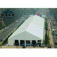 Outdoor Inflatable Roof Cover Trade Show Tents Flexible Poles For All Weather Manufactures