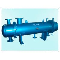 High Pressure Compressed Air Receiver Tanks Pressure Vessel Blue Color Manufactures