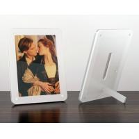 acrylic 8x10 magnetic photo frame Manufactures