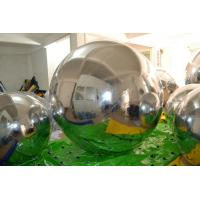 Fireproof PVC Reflection Inflatable Advertising Balloons Mirror Ornaments Manufactures