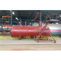 CLW brand 60,000L LPG gas storage tank for propane for sale, ASME standard surface lpg gas storage tank for propane Manufactures