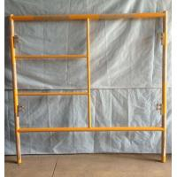 Portable Premium Scaffolding Metal Frames With C - Locks For House And Marine Manufactures