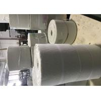 raw Color before impregnated Industrial Brake Lining , 100% Cotton Woven Brake Lining Manufactures