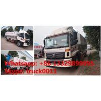 Buy cheap 2017s total new FOTON Aumark 12m3 electronic discharging feed truck for sale, livestock farm-oriented animal feed truck from wholesalers