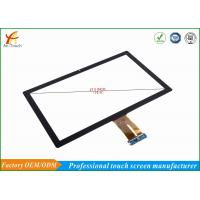 China Open Frame Industrial Touch Panel , Digitizer Touch Screen 27 Inch High Brightness on sale