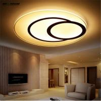 Super-thin Round Ceiling lights indoor lighting led luminaria abajur modern led ceiling lights for living room lamps fix Manufactures