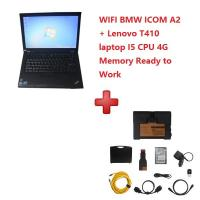 WIFI BMW ICOM A2+B+C Diagnostic and Programming Tool 2018/7V with T410 Laptop Ready To Work Manufactures
