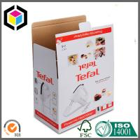 Custom Small Color Printing Paper Corrugated Box for Shipping; Strong Mailing Box Manufactures
