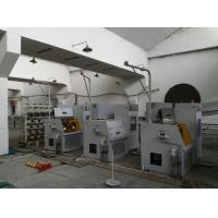 Wire Manufacturing Machine , Fine Wire Drawing Machine 14DS 1500mpm Belts Transmission Manufactures