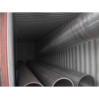 P92 High Pressure Boiler Tube , ASTM A335 Seamless Boiler Tube 1321mm X 140mm Size Manufactures