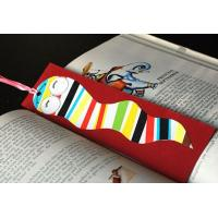 OK3D lenticular bookmark-plastic pp 3d offset printed lenticular 3D animal bookmark made by UV offset printer Manufactures