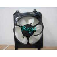 N/M Certificated Electric Car Radiator Cooling Fan Assembly For Chevy Trucks / Cars Manufactures