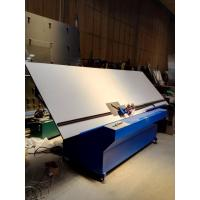 Semi - Automatic Aluminum Spacer Bar Bending Machine 90 Degree Bending Angle Manufactures