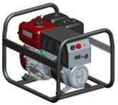 China Portable 5kw Gasoline Generator Electrical Start For 1.6-4.0mm Electrode on sale