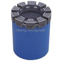Single Tube Core Barrel Diamond Core Bits For Geological Prospecting BQ NQ HQ PQ Manufactures