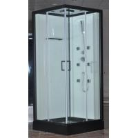 Quality Free Standing Glass Shower Cubicles 900 X 900 SGS ISO9001 Certification for sale