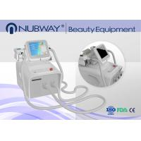 Buy cheap Cryolipolysis lipo slimming machine freezing fat cell slimming from wholesalers
