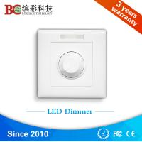 Bincolor BC-321 DC 12V 24V single channel 10A wireless led light dimmer with switch knob Manufactures