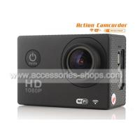 Mini 12Megapixel HD 1080P Underwater 2.0inch WIFI Sports Camera Support 32G Card Manufactures
