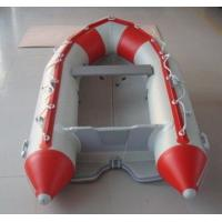 CE Approved Folding Inflatable Boat with Airmat Floor (Length:2.3m) Manufactures