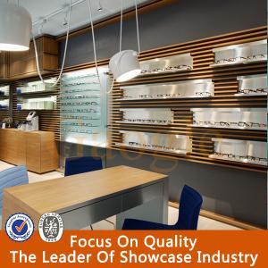 Fashion Optical Shop Interior Design Decoration Manufactures
