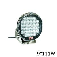 4X4 Outside Flood Light Fixtures, 10000 Lumen Round Led Driving Lights Manufactures