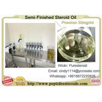 Semi-finished Oral Steroids Proviron 50 Mg/ml Used In Cutting Cycle For Lean Muscle Manufactures