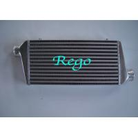 Highly Polished Universal Front Mounted Intercooler Air To Water / Water To Air Manufactures