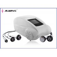 Ultrasonic RF Vacuum Cavitation Slimming Machine For Fat Dissolving , Skin Tightening Manufactures