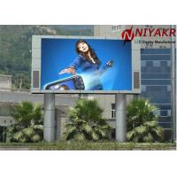 IP65 SMD P6 Outdoor Full Color LED Display For Commercial Advertising Manufactures