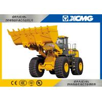 XCMG Official LW1100KN payload 11tons 5.5cbm Wheel Loader for sales Manufactures