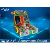 Indoor Mini Bowling Amusement Game Machines Indoor Arcade Game With 42 Inch LCD Manufactures