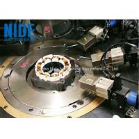 Buy cheap Automatic BLDC stator three needles coil winding machine for brushless motor stator from wholesalers