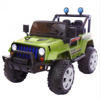 China wholesale toy electric car battery operated for kids with two seats on sale