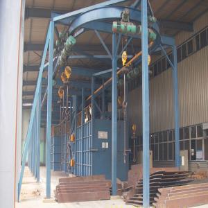 Chain Mechanical Hanger Type Shot Blasting Machine Manufactures