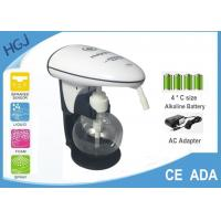 300Ml Touchless Motion Sensor Hand Sanitizer Dispenser Automatic Stand Stype Manufactures
