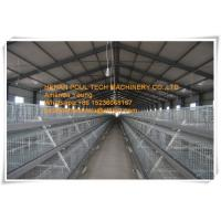 Chicken Farm Steel Sheet Silver White  Small Chick Cage for Chicken Shed  with Feeding&Drinking System Manufactures