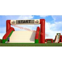 European 5k Inflatable Obstacle Course Inflatable Circles Manufactures