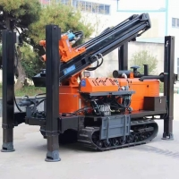 Good Price 300M Rotary Drilling Rig China Crawler Hydraulic Machine Water Well Drill Rig For Sale Manufactures