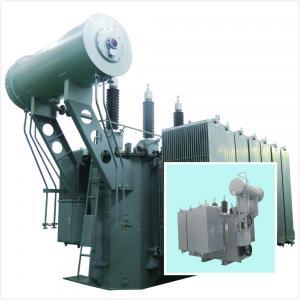 35kV - 16000 KVA High Voltage Power Transformer 3 Phase ONAN / ONAF Cooling Manufactures