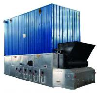 Coal Fired Vertical Thermal Oil Boiler For Industrial , Hot Oil And Coal Fuel Manufactures