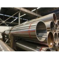 Seamless Ferritic Alloy Steel Pipe ASTM A335 P5 , Alloy Seamless Pipe 56'' Size Manufactures