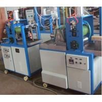 Buy cheap PVC Heat Shrinkable Blown Film Equipment , 11KW Extruder Blowing Machine from wholesalers