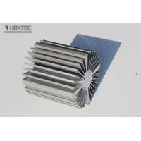 Scratch / Peeling Aluminum Extrusions Profiles With Finished Machining Manufactures