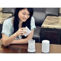 Quality Aroma Diffuser Humidifier for Dry air ,air refreshing Build-in 4 colors LED light 100ml capacitive for sale