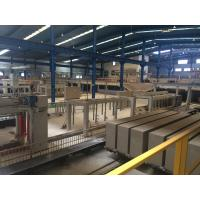 High Efficiency Fly Ash AAC Block Production Line Automatic Energy Saving Manufactures